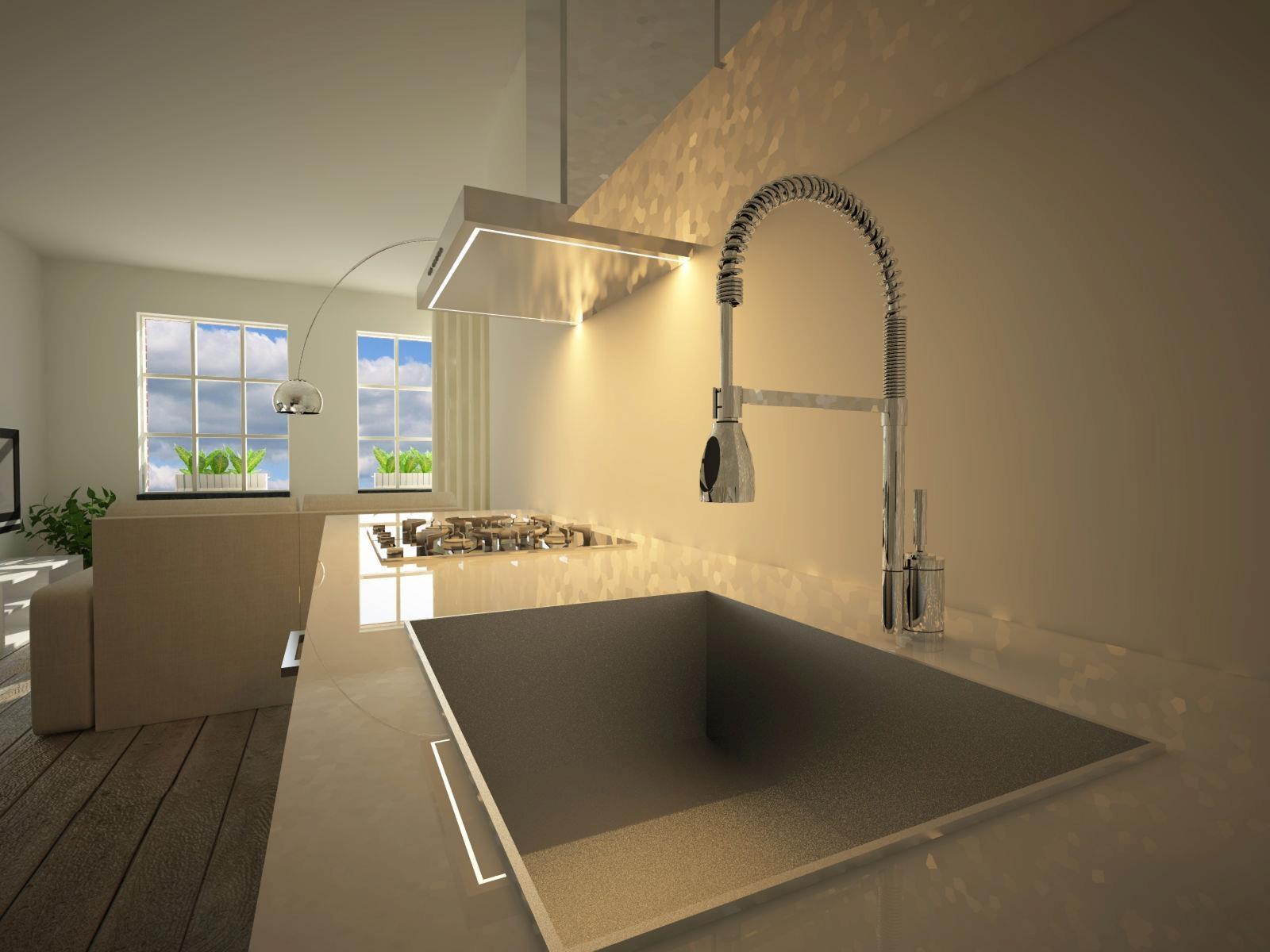 keuken & badkamerpakhuis de rode haan, Badkamer